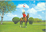 Click here to enlarge image and see more about item cs3576: Member of the Royal Canadian Mounted Police