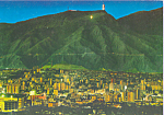 Panoramic View of Caracas Venezuela
