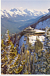 Click here to enlarge image and see more about item cs3593: Sulphur Mountain Gondola Lift Banff  Alberta Canada cs3593