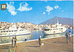 Click here to enlarge image and see more about item cs3658: Marabella, Spain (Costa del Sol) Banus Port