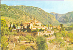 Click here to enlarge image and see more about item cs3661: Mallorca (Baleares) Espana Valldemosa La Cartuja