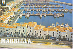 Click here to enlarge image and see more about item cs3662: Marabella, Spain (Costa del Sol) Banus Port