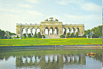 Click here to enlarge image and see more about item cs3679: Schonbrunn Gloriette Vienna Austria cs3679