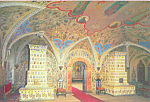 Click here to enlarge image and see more about item cs3686: The Kremlin ,  Interior of The Terem Palace