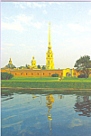 Click here to enlarge image and see more about item cs3692: Peter and Paul Fortress, St Petersburg,Russia