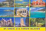 Click here to enlarge image and see more about item cs3724: Views of St Croix US Virgin Islands cs3724