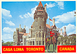 Click here to enlarge image and see more about item cs3726: Casa Loma, Toronto,Ontario, Canada