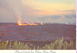 Click here to enlarge image and see more about item cs3752: Kilauea Crater Hawaii Volcanos National Park cs3752