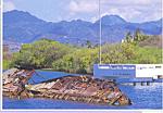 Click here to enlarge image and see more about item cs3756: USS Utah National Memorial Pearl Harbor Hawaii cs3756