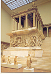 Click here to enlarge image and see more about item cs3773: Altar Von Pergamon Berlin Germany cs3773