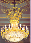 Click here to enlarge image and see more about item cs3797: French Chandelier La Granja De San Ildefonso Spain cs3797