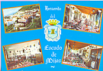 Click here to enlarge image and see more about item cs3804: El Escdo De Mijas, Spain