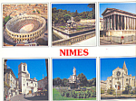 Views of NImes France