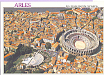 Click here to enlarge image and see more about item cs3825: Arles, France Les Monuments Romains