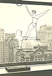 Click here to enlarge image and see more about item cs3869: Acrobats, Calder