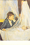 Click here to enlarge image and see more about item cs3904: The Cradle, Berthe Morisot