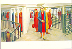 Click here to enlarge image and see more about item cs3932: The Subway, George Tooker