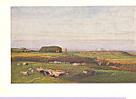 The Roman Campagna George Inness Postcard cs3938