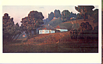 Click here to enlarge image and see more about item cs3965: Evening in the Ukraine Arkhip Ivanovich Kuinji Postcard cs3965
