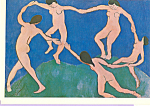 Dance First Version Henri Matisse Postcard cs3994