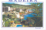 Funchal, Maderia  Eastern View Spain cs4109