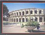 Nimes France Les Arenes