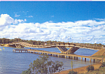 Click here to enlarge image and see more about item cs4137: Barra Maldonado Bridge,Punta del Este, Uruguay