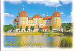 Click here to enlarge image and see more about item cs4140: Castle Moritzburg Dresden, Germany Postcard cs4140