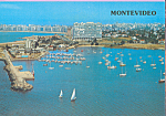 Click here to enlarge image and see more about item cs4141: Buceo Harbor, Montevideo, Uruguay