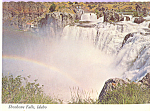 Click here to enlarge image and see more about item cs4144: Shoshone Falls Idaho cs4144