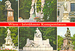 Click here to enlarge image and see more about item cs4154: Sculptures in Vienna Austria cs4154