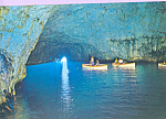 Click here to enlarge image and see more about item cs4165: The Azure Grotto Capri Italy cs4165