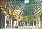 Click here to enlarge image and see more about item cs4188: Pantheon Rome Italy cs4188