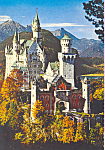 Click here to enlarge image and see more about item cs4232: Royal Castle Neuuschwanstein