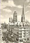 Rouen France Rue Grandpont RPPC