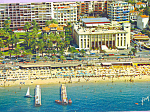 Click here to enlarge image and see more about item cs4278: View of Cannes Cote D Azur France cs4278