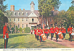 Queen's Guard, College Of William And Mary