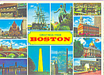 Click here to enlarge image and see more about item cs4327: Twelve small views of Boston
