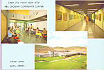 Click here to enlarge image and see more about item cs4329: ABA Choushy Community Center,Haifa, Israel