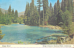 Kings River, Kings Canyon National Park, California