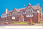 Eureka Inn California Postcard cs4351