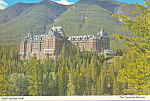 Click here to enlarge image and see more about item cs4367: Banff Springs Hotel