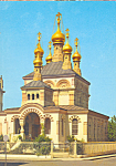 Russian Church  Geneva  Switzerland cs4372