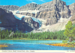 Crowfoot Glacier, Banff National Park, Alberta,Canada