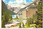 Chateau Lake Louise Banff National Park Alberta Canada cs4387