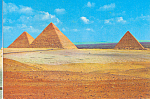 Click here to enlarge image and see more about item cs4436: The Pyramids of Giza Egypt cs4436