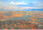 Click here to enlarge image and see more about item cs4444: Judean Desert and the Dead Sea Isreal cs4444