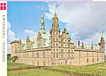 Elsinore Demark Kronborg Castle Postcard cs4477