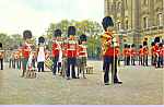 Click here to enlarge image and see more about item cs4502: London,Corps of Drums,1st Battalion Irish Guards
