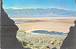 Badwater in Death Valley, California